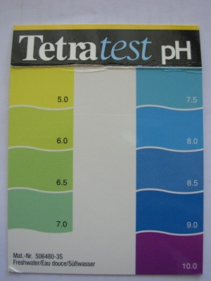 tetra kh test kit instructions